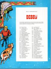 Verso de Bessy -93a1979- Le bison solitaire