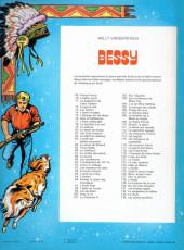 Verso de Bessy -98a1979- L'épée de la paix