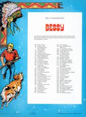 Verso de Bessy -100a1979- Hors-la-loi