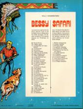 Verso de Bessy -101- Le Diamond-R