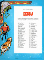 Verso de Bessy -102a1979- Kid l'Apache