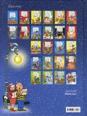 Verso de L'Élève Ducobu -Compil- La compil' de Noël