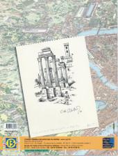 Verso de (AUT) Chaillet - De Rome à Arles