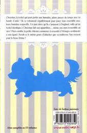 Verso de Chocotan -7- Tome 7