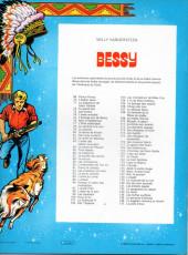 Verso de Bessy -106a1980- Clinga des lynx