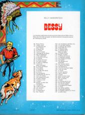 Verso de Bessy -107a1980- Le shaman blanc