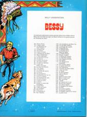 Verso de Bessy -109a1980- Le maître d'école