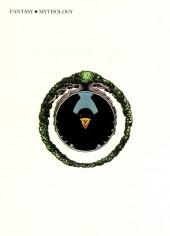 Verso de Marvel Graphic Novel (1982) -15- Raven Banner: A Tale of Asgard