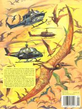 Verso de Marvel Graphic Novel (Marvel comics - 1982) -62- Ka-Zar: Guns of the Savage Land