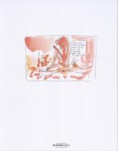 Verso de Le chat du Rabbin -8TT- Petit panier aux amandes