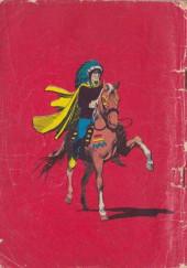 Verso de Aigle d'Or -9- Désastre sur la prairie