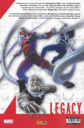 Verso de Marvel Legacy - X-Men Extra (Marvel France - 2018) -4- Joyeux anniversaire,Old man Logan