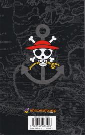 Verso de One Piece -89- Bad end musical