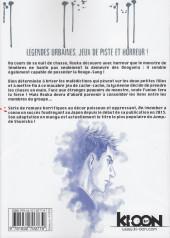 Verso de Re/Member -15- Tome 15
