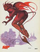 Verso de Crimson Embrace (1995) -2- Crimson Embrace II