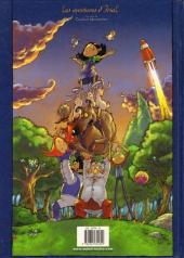 Verso de Les aventures d'Irial -1- Monsieur Lune