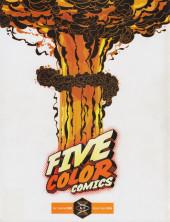 Verso de Five Color Comics (2008) -1- Five Color Comics #1