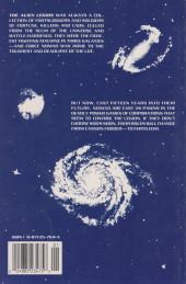 Verso de Alien Legion: Tenants of Hell (1991) -1- Alien Legion: Tenants of Hell #1