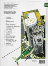 Verso de Largo Winch -16b2012- La voie et la vertu