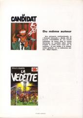 Verso de La vedette -2- Le Canonnier de Vodkagrad