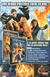 Verso de Marvel Icons (Marvel France - 2005) -9- Partenaires