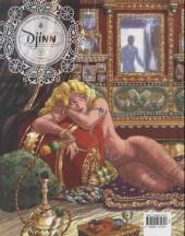 Verso de Djinn (Dufaux/Mirallès) -INT3- L'intégrale - Cycle India