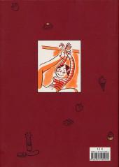 Verso de Fraise et chocolat - Tome 1a2009