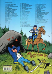 Verso de Les tuniques Bleues -52Ind2- Des bleus dans le brouillard
