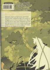 Verso de Log Horizon - La brigade du vent de l'ouest -10- Tome 10