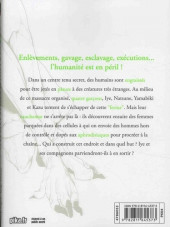 Verso de Starving anonymous -2- Tome 2