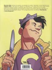 Verso de Riverdale présente Jughead -1- Tome 1