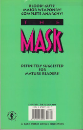 Verso de Mask (The) (1991) -INT- The Mask: The Collection