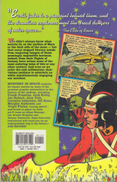 Verso de Pulp Fiction Library: Mystery in Space (1999) -INT- Pulp Fiction Library: Mystery in Space
