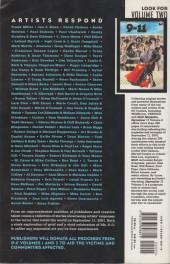 Verso de 9-11 - 9-11: Artists respond Volume One