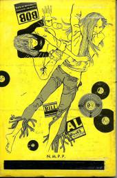 Verso de hippy (1ère série) -1- Justice est faite