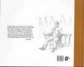 Verso de (AUT) Derib - Ferdinand Holder une vie d'artiste