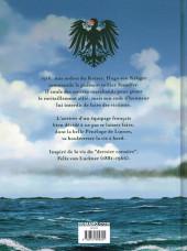 Verso de L'aigle des mers -2- Tome2/2 - Pacifique 1917