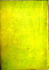 Verso de Les inflexibles -Rec01- Recueil 1 (n° 1, 2 et 3)
