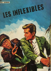 Verso de Les inflexibles -Rec05- Recueil 5 (n°13, 14 et 15)