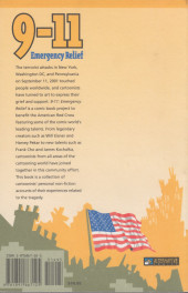 Verso de 9-11 - 9-11 Emergency Relief