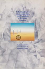 Verso de Prisoner (The) (1988) -1- The Prisoner Book A