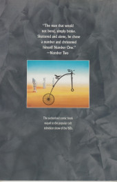 Verso de Prisoner (The) (1988) -2- The Prisoner Book B