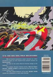 Verso de Marvel Super-Heroes Secret Wars (1984) -INT- Marvel Super-Heroes Secret Wars