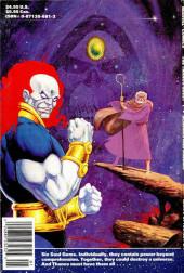 Verso de Thanos Quest (The) (1990) -1- The Thanos Quest #1