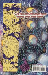 Verso de Titans: Scissors, Paper, Stone (1997) - Titans: Scissors, Paper, Stone