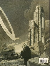 Verso de Les cités obscures -6- L'enfant penchée