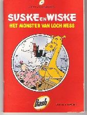 Verso de Bob et Bobette (Publicitaire) -Da16- Le Monstre du Loch Ness
