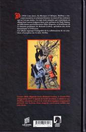 Verso de Hellboy (Delcourt) -INT- Mike mignola présente hellboy par richard corben