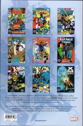Verso de X-Men (L'intégrale) -36INT- X-men : l'intégrale 1993 (V)