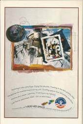 Verso de Captain Marvel (1995) -6- True Believers